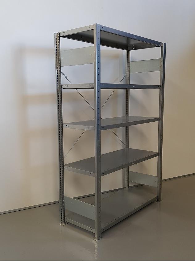 estanteria galvanizada sin tornillos