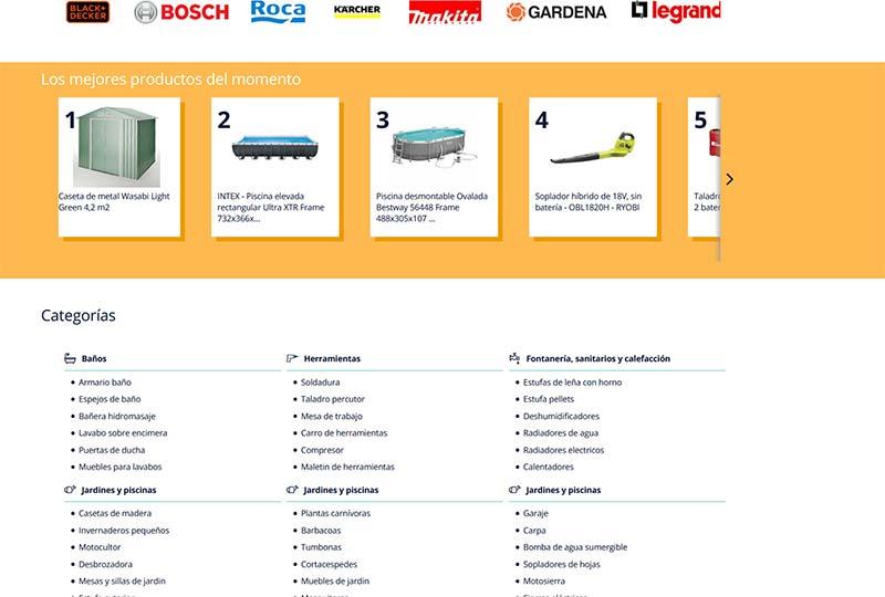ManoMano abrirá su primer Almacén logístico en España